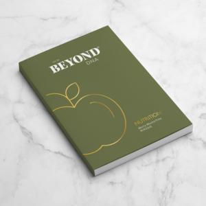 Beyond DNA Nutrition - Analyse als Buch