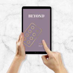 Beyond DNA Medication - Analyse als PDF auf Tablet