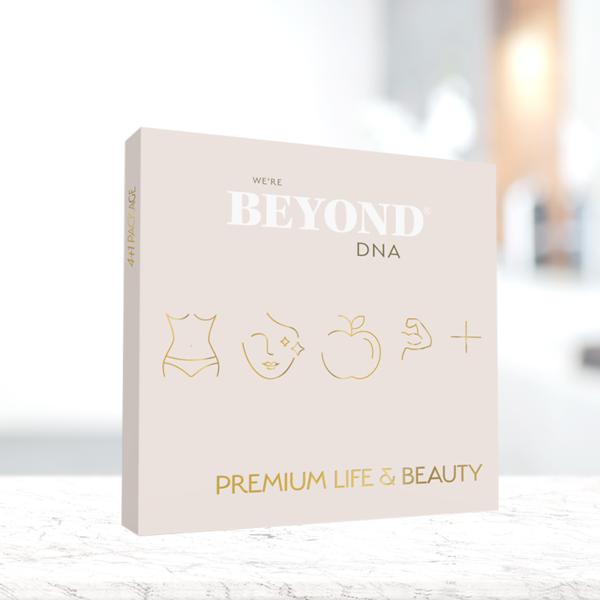 Beyond DNA Premium Life & Beauty 4+1