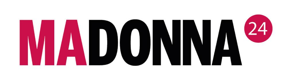 Logo der Zeitschrift MADONNA in Farbe